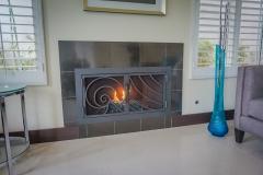 custom fireplace doors-16
