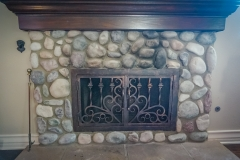 custom fireplace doors-21