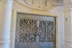 custom fireplace doors-28