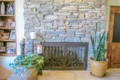 custom fireplace doors-8