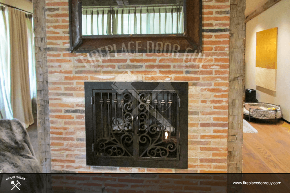 Standard Fireplace Doors Fireplace Door Guy